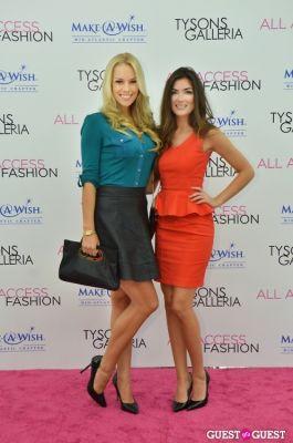 britt mchenry in ALL ACCESS: FASHION Intermix Fashion Show