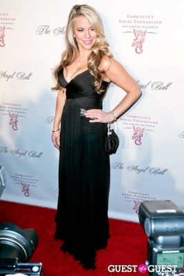 brooke milstein in Gabrielle's Angel Foundation Hosts Angel Ball 2012