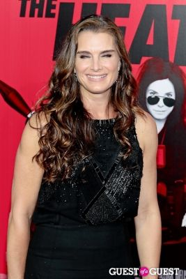 brooke shields in The Heat Premiere