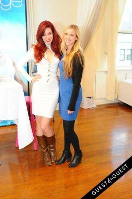 brookelyn kelly in Beauty Press Presents Spotlight Day Press Event In November