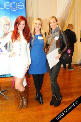 allison fisher in Beauty Press Presents Spotlight Day Press Event In November