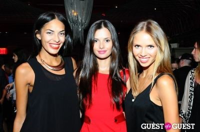 emely fardo in V&M and Andy Hilfiger Exclusive Preview Event of The V&M Rock Shop