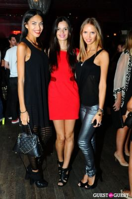 karina bartkevica in V&M and Andy Hilfiger Exclusive Preview Event of The V&M Rock Shop