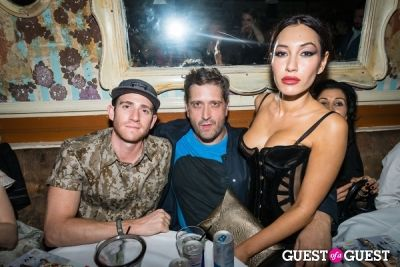 bryan greenberg in PAPER Magazine + DJ Coleman's upcoming release party
