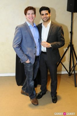 rakan khalil in IvyConnect NYC Presents Sotheby's Gallery Reception