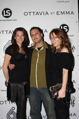bryce gruber in Ottavia et Emma's Fashion Week Kick-Off Event