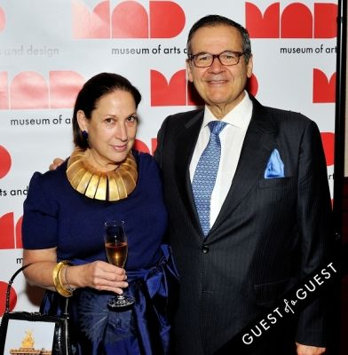 bryna pomp in The Museum of Arts and Design's MAD Ball 2014