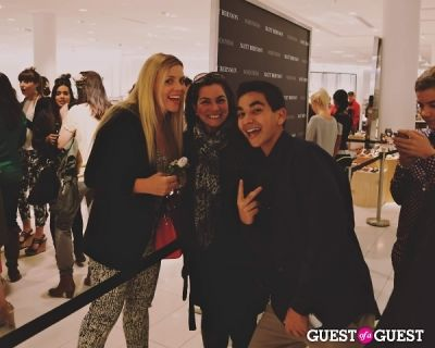 busy philips in The Launch of the Matt Bernson 2014 Spring Collection at Nordstrom at The Grove