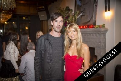 natalie decleve in You Should Know Launch Party Powered by Samsung Galaxy