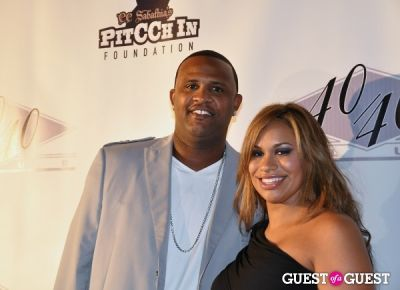 cc sabathia in CC Sabathia's 30th Birthday Celebration