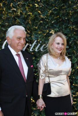 c.b. white in MoMA Benefit Gala