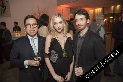 michael espiritu in MoMa Amory Party