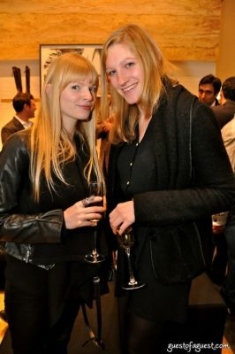 caitlin wiley in Fendi Book Launch Party for John Baldessari: A Catalogue Raisonne of Prints and Multiples
