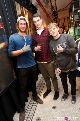 josh madden in Scotch & Soda Launch Party