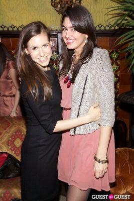 callie schweitzer in 2012 NYC Innovators Guest List Party Sponsored by Heineken