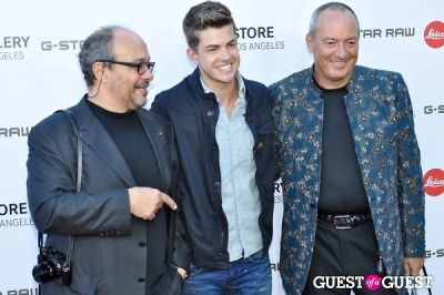 cameron palatas in Leica Store Los Angeles: Grand Opening
