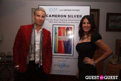 cameron silver in V&M Presents L.A. Vintage Voyage