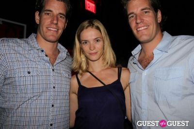 cameron winklevoss in M Missoni Summer Celebration