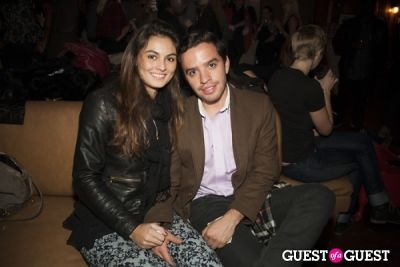 giovanny olarte in Poster Magazine US Launch Party