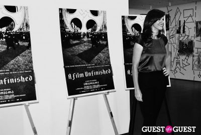 campbell brown in NY Premiere of