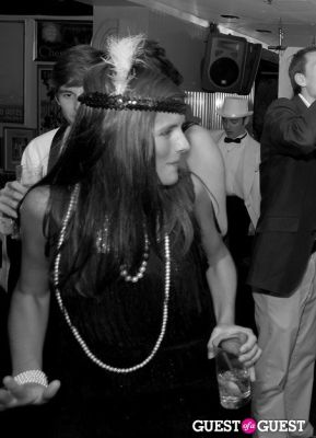 candace rapp in Great Gatsby Gala