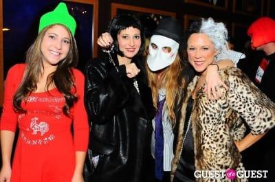 candace rogati in Patricia Field Aristo Halloween Party!