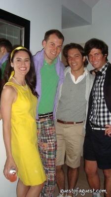robert fowler in Prep Party