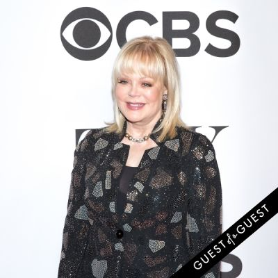 candy spelling in The Tony Awards 2014