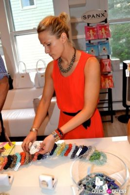 caren carlson in Same Sky Trunk Show and Cocktail Party