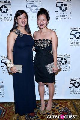 caren khoo in 2012 Outstanding 50 Asian Americans in Business Award Dinner