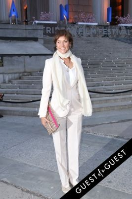 carey lowell in Vanity Fair's 2014 Tribeca Film Festival Party Arrivals