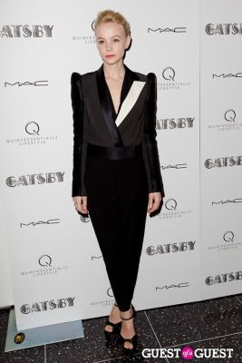 carey mulligan in A Private Screening of THE GREAT GATSBY hosted by Quintessentially Lifestyle