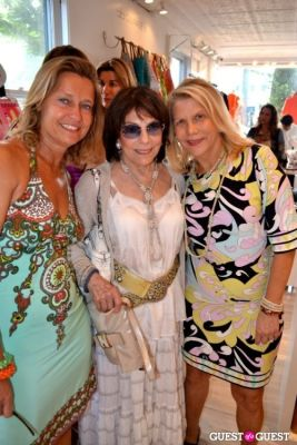 carine de-meyere in Same Sky Trunk Show and Cocktail Party