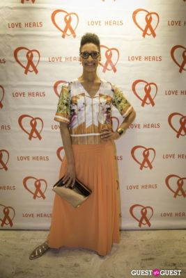 carla hall in Love Heals Gala 2014