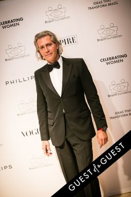 carlos souza in Brazil Foundation XII Gala Benefit Dinner NY 2014