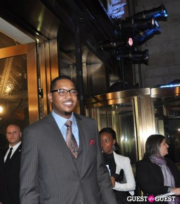 carmelo anthony in New Yorkers For Children Fall Gala 2011