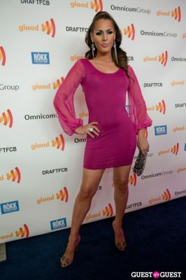 carmen carrera in GLAAD Amplifier Awards