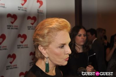 carolina herrera in The Fifth Annual Golden Heart Awards @ Skylight Soho