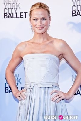 carolyn murphy in New York City Ballet's Spring Gala