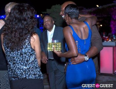 deshia hutchison in Jamie Foxx & Breyon Prescott Post Awards Party Presented by Malibu RED