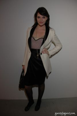 carrie crecca in Timo Weiland Showcase - Spring 2010