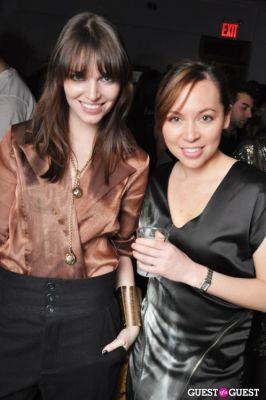 carrie crecca in Timo Weiland Fall 2010 After Party