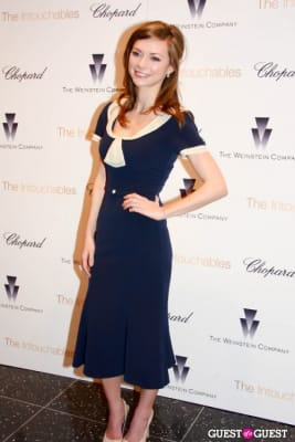 carrie maclemore in NY Special Screening of The Intouchables presented by Chopard and The Weinstein Company