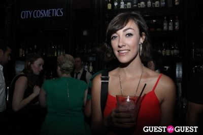 carrie mccauley in City Cosmetics' Dragon's Blood Beauty Elixir Preview Party