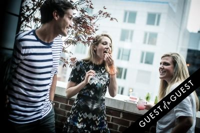 carson griffith in Guest of a Guest & Cointreau's NYC Summer Soiree At The Ludlow Penthouse Part II