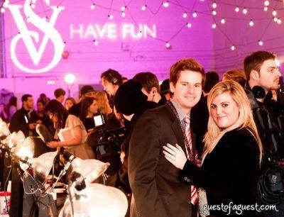carson griffith in Victorias Secret Fashion Show