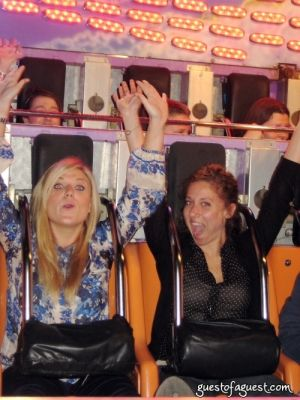 kendra seay in Southampton Carnival