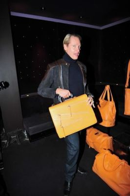 carson kressley in Fashion Week Daily & BODHI Bags