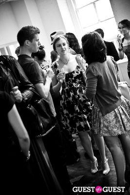 carter cramer in Junior Society of Ballet Hispanico Champagne Reception