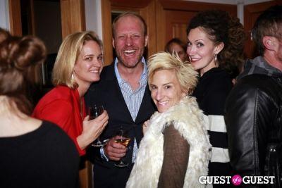 caspar von-winterfeldt in Sundance Cocktail Party for the American Film Institute featuring V by Rob Bennett Designs